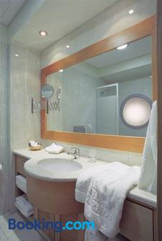 The Athenian Callirhoe Exclusive Hotel - Αθήνα - Μπάνιο