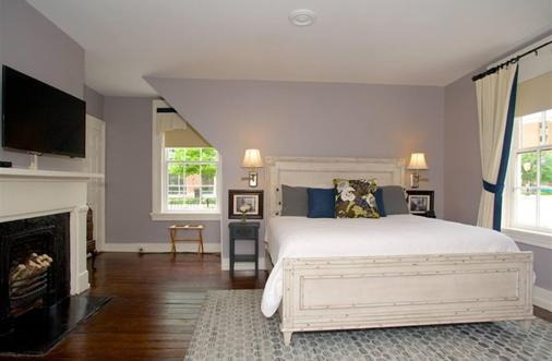 Dinsmore Boutique Inn - Charlottesville - Phòng ngủ