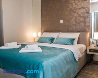 Mitan Accommodation - Novi Vinodolski - Slaapkamer