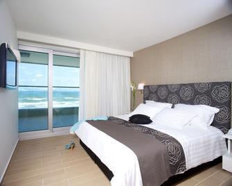 West All Suite Boutique Ashdod - Ashdod - Bedroom