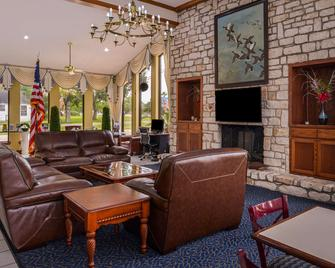 Americas Best Value Inn West Columbia - West Columbia - Salónek