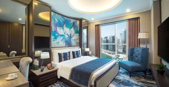 Gulf Court Hotel Business Bay - דובאי - חדר שינה