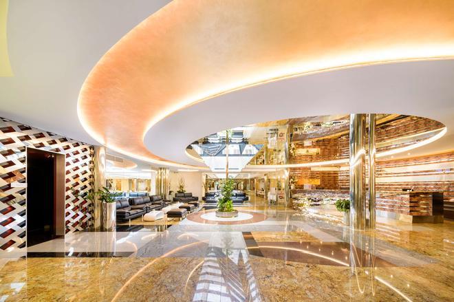 Grandium Hotel Prague - Praha (Prague) - Hành lang