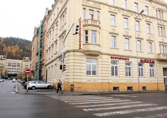 Hotel Adria - Karlovy Vary - Rakennus