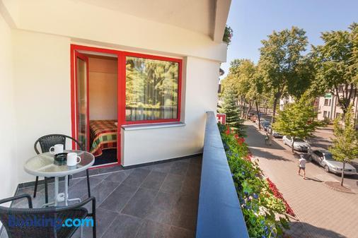 Tauras Center Hotel - Palanga - Balcony
