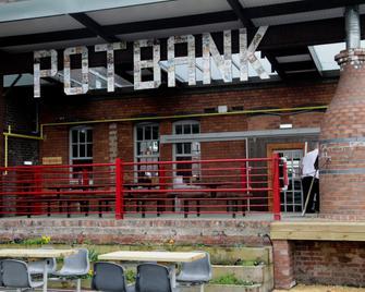 Potbank - Stoke-on-Trent - Gebäude