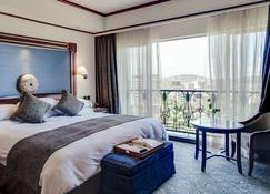Kampala Serena Hotel - Kampala - Soverom