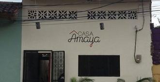 Casa Amaya - Granada - Vista del exterior