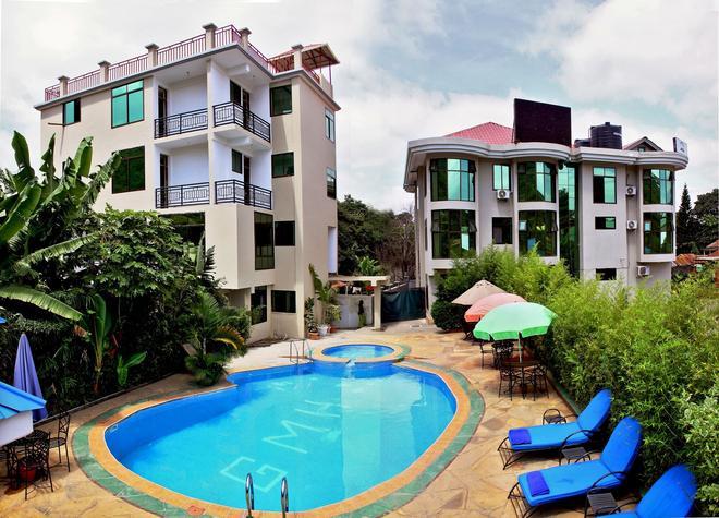 Green Mountain Hotel - Arusha - Piscina