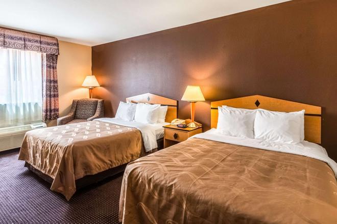 品質旅館 - 基林 - 基林 - 臥室