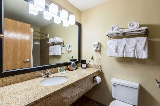 品質旅館 - 基林 - 基林 - 浴室