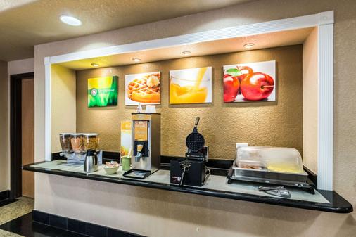 Quality Inn - Killeen - Buffet