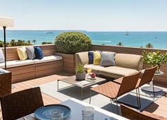 Hotel Calatrava - פלמה דה מיורקה - מרפסת
