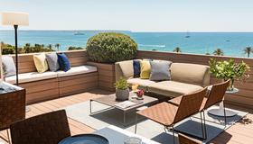 Boutique Hotel Calatrava - Palma de Mallorca - Balkon