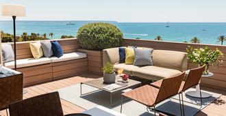 Boutique Hotel Calatrava - פלמה דה מיורקה - מרפסת