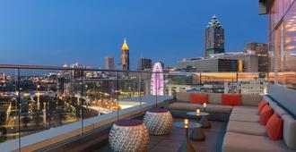 Glenn Hotel Autograph Collection - Atlanta - Balcón