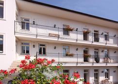 Hotel Angelis - Prag - Bygning