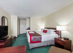 Riviera Plaza and Conference Centre Calgary Airport - Calgary - Bedroom