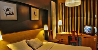 Hôtel Aviation - Brussels - Bedroom