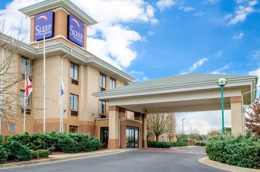Sleep Inn & Suites East Chase - Montgomery - Gebäude