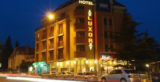 Hotel Luxor - Burgas - Edificio