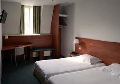Hotel Du Congres - Brussels - Bedroom