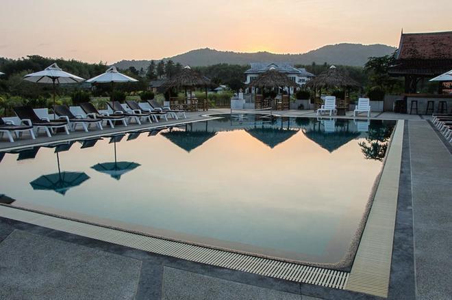 Baan Sawan Resort - Ао-Нанг - Бассейн