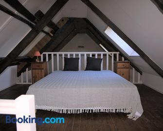 Au ptit gîte - Carhaix-Plouguer - Bedroom