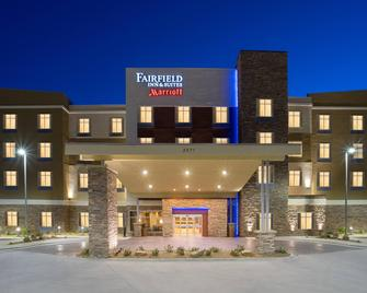 Fairfield Inn & Suites Fort Stockton - Fort Stockton - Gebouw
