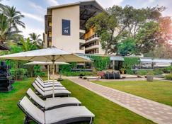 Novotel Goa Resort and Spa - Candolim - Innenhof