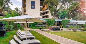 Novotel Goa Resort and Spa - Candolim - Patio
