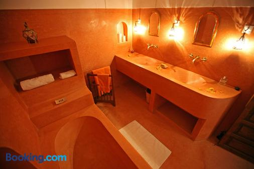 Riad Marelia - Marrakesh - Bathroom