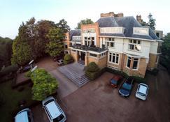 Hotel Orion - Gent - Rakennus