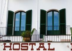 Hostal Marina Cadaqués - Cadaqués - Balkon