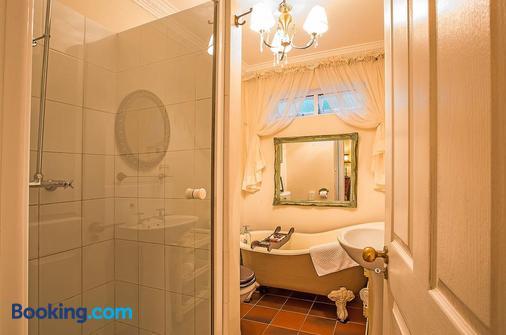 戈布林棕櫚來賓洛奇城市度假村 - 德班 - 德班 - 浴室