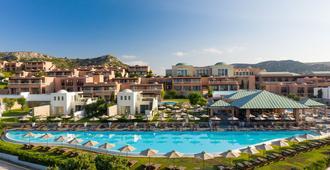 赫羅納渡假村 - 科斯島 - 卡達麥納 - 游泳池
