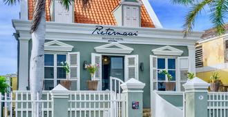 Pietermaai Boutique Hotel - Willemstad - Edificio