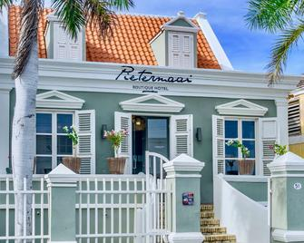 Pietermaai Boutique Hotel - Willemstad - Building