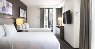 Hyatt House New York/Chelsea - Нью-Йорк - Спальня