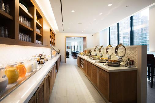 Hyatt House New York/Chelsea - New York - Buffet