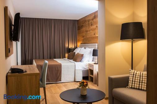 Korona, Resort & Entertainment - Kranjska Gora - Bedroom