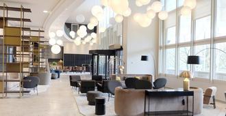 Lyon Marriott Hotel Cité Internationale - Lyon - Lobby