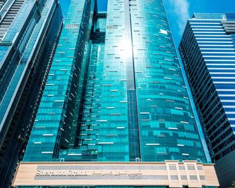 Sheraton Grand Hotel, Dubai - Dubai - Building