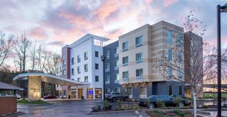 Fairfield Inn & Suites by Marriott Eugene East/Springfield - Eugene - Edificio