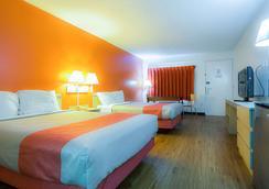 Motel 6 Decatur - Decatur - Bedroom