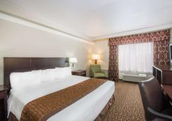 Hawthorn Suites by Wyndham El Paso Airport - El Paso - Bedroom