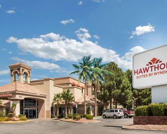 Hawthorn Suites by Wyndham El Paso Airport - El Paso - Building
