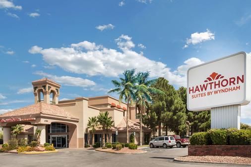 Hawthorn Suites by Wyndham El Paso Airport - El Paso - Rakennus