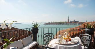 威尼斯大都市酒店 - 威尼斯 - 威尼斯 - 陽台