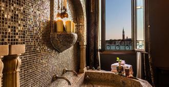 Hotel Metropole Venezia - Venetië - Slaapkamer